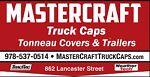 Mastercraft Truck Caps