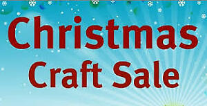 Vendors Wanted for NOV 3 XMAS Craft/Trade Sale at St. Andrews CC