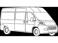 Man an Van Service