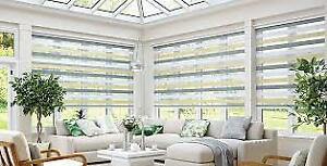 "Direct from Factory""Window Blinds""Zebra,Free Estimate,GTA 70%OFF"