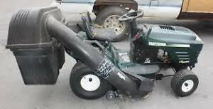 wanted bagger for craftsman lawn tractor