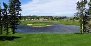 Trestle Creek Golf Resort Lot for Rent for the winter
