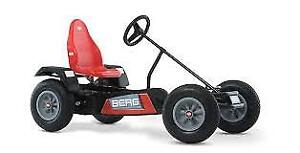 Berg pedal go karts (different models +sizes)