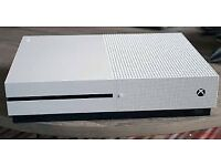 Xbox One S 500 GB Boxed with Games & Accessories
