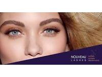 Nouveau Contour eyelash extensions, Mobile Technician