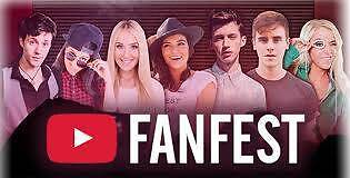 Youtube Fanfest Sydney Five Dock Canada Bay Area Preview