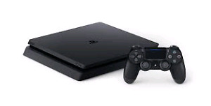 Ps4 slim with box