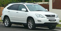 Lexus RX 350 SUV, Crossover 2007 and up