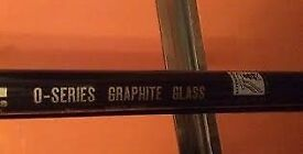 Shakespeare o-series graphite glass 1316-300 Telescopic Rod