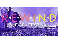 2 Rewind Festival Tickets and Glamping Scotland