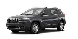 2016 Jeep Cherokee 4X4 Limited Navigation VUS