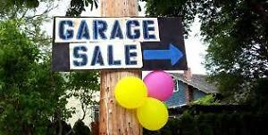 Multi-Family Garage Sale in Hawkwood