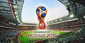 FIFA World Cup 2018 on iPad, iPhone, Android, PC, Mac, Tablets