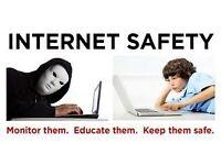 KEEP CHILDREN SAFE ONLINE
