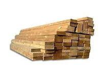 Timber 4x2 @ 3m (Buy 10+ £4.00) DISCOUNT APPLIES TO COLLECTION ORDERS ONLY!!!!!!!