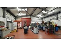Unit / Workshop / Garage / Barn to rent