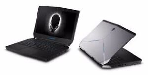 Alienware 13, with graphics amp and video card