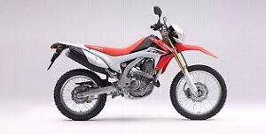 Looking for 250cc dirtbike!!