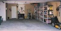 Garage cleaning and Organizing Solutions