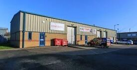 ***NOW AVAILABLE*** Industrial Units/ Workspace at Queensawy Court