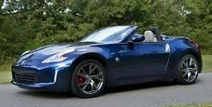Looking for a  Nissan 370Z Convertible