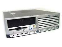 ~TRADE JOB LOT~ 100 X HP 7700 DESKTOP 1GB RAM / NO HDD C2D 1.8GHZ