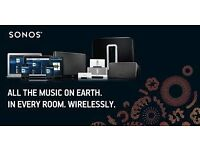 SONOS Retail Experience Specialist (field-based)