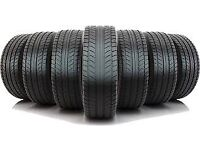 PART WORN & NEW TYRES ON OFFER 10% OFF ALL TYRES FITTED AND BALANCED