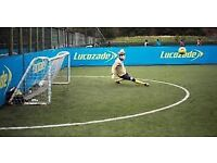 Looking for a 5-a-side keeper