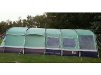 Corado 8 Tent with Carpet and Footprint for Sale