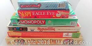 Board Game Lot