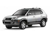 Wanted Hyundai Tucson or trijet 2.0 turbo diesel