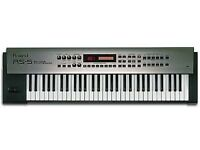 Roland rs 5 64 voice synth