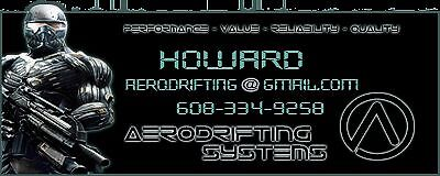 Aerodrifting Systems