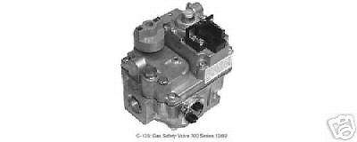 09 Gas Safety 700 24 Vac  Frymaster  Fryers