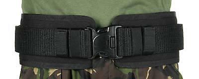 Blackhawk Duty Belt Add Comfort To Any Belt Pad 3640 Inch Medium Black 41bp02bk