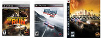 Need For Speed (3 jeux)