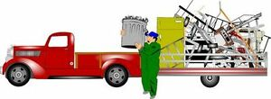 Man with Truck and Trailer Services Peterborough Peterborough Area image 1