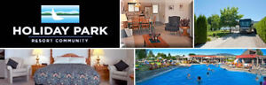 7 night stay in Kelowna