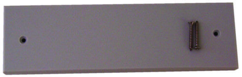 "Rig Rite Manufacturing 920 Marine 3.5/""x 12/"" Horizontal Transducer Plate"
