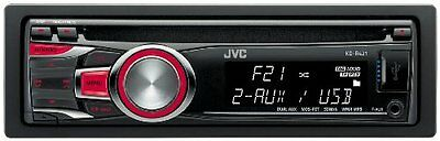 JVC KD-R421  FRONT PANEL ONLY FACEPLATE OFF