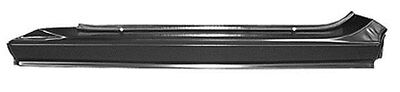 - 1973-1991 Chevy Suburban and Blazer Rocker Panel Passenger Side