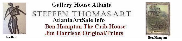 Gallery House Original Art Sale