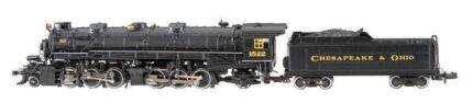 SPECTRUM BACHMANN TRAIN Steam Locomotive 82652 Frankston North Frankston Area Preview