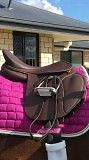 TEKNA S6 ALL PURPOSE SADDLE BRAND NEW EASY CHANGE GULLET Jimboomba Logan Area Preview