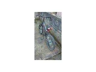 "boys bike 20"" frame good condition"