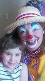 animation clown maxou cmoi
