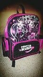 BRAND NEW Kids Backpack - MONSTER HIGH