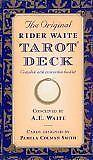 Rider Waite Tarot Book