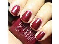 Southside mobile nail technician - CND Shellac